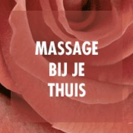 Massage bij je thuis